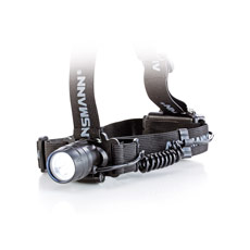 Stirnlampe Ansmann Headlight HD5, batteriebetrieben